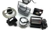 Lüfter / Ventilatormotoren 230V