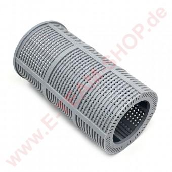 Filter für Laugenpumpe Ø 62x117mm, z.B. für Spülmaschine Eurowash, MBM, Wolk