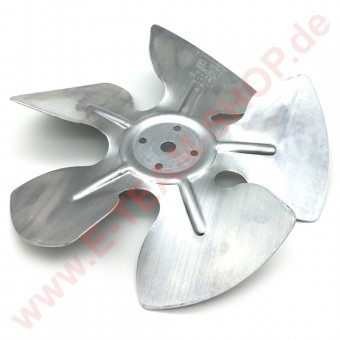 Lüfterflügel Ø 154mm, saugend (Regelfall), Flügelwinkel 28°