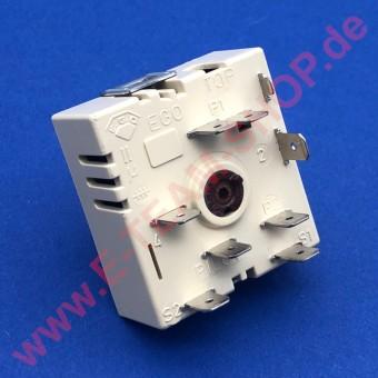 Energieregler 230V 13A Drehrichtung rechts (Ausführung evtl. geändert, Funktion und Anschlußbezeichnungen sind jedoch gleich)