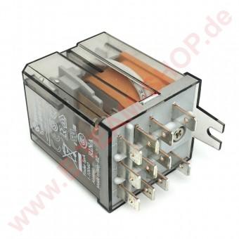 Leistungsrelais finder 60.63, 10A 230V 50/60HZ, z.B. für Eisbereiter, Kaffeemühle, Spülmaschine