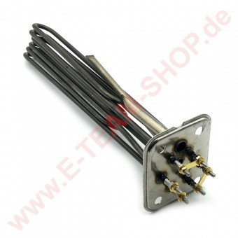 Boilerheizkörper 9800W 230V, z.B. für Spülmaschine Elframo, Colged, Komel, MBM etc.