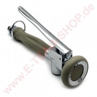 """Handbrause 1/2"""" Außengewinde Wasserdurchfluss 16 L/Min mit 3 Bar für Geschirrbrausearmatur"""