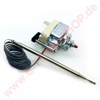 Sicherheitsthermostat 1-polig 245°C Fühler Ø 6x133mm