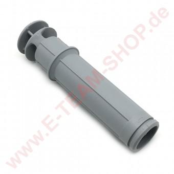 Überlaufrohr Ø 40x180mm, z.B. für Spülmaschine Fagor, GastroHero, Mastro