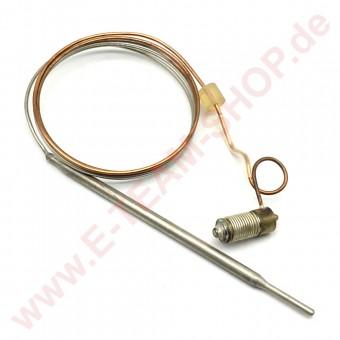 Sensorfühler Minisit 30-100°C Fühler Ø 5x125mm z.B. für Bain-Marie, Wasserbad, Boiler