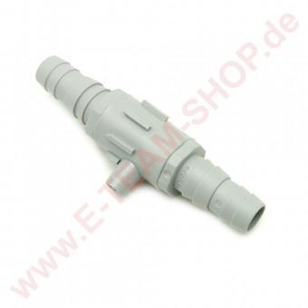Entlüftungsventil für Ablaufpumpe Anschlüsse Ø 19mm, z.B. für Spülmaschine Bartscher, Colged, Elettrobar u.a.