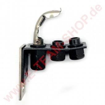Universal-Zündbrenner SIT Target 2-flammig mit Zusatzlasche, z.B. für Baron. Bartscher, Metos, Olis