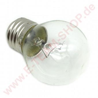 Glühlampe 300°C E27 40W 230V z.B. für Pizzaofen und Gewerbekühlschrank