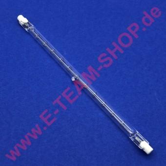 Halogenlampe 500W Sockel R7S, Länge 220mm, z.B. Eloma, Palux, u.a.