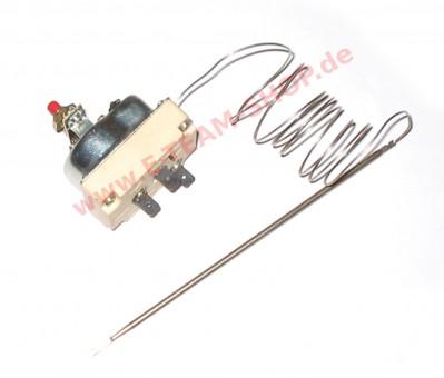 Sicherheitsthermostat 1-polig 313°C Fühler Ø 3,1x160mm