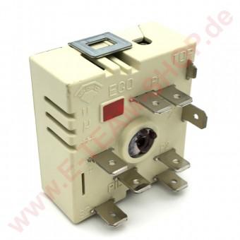Energieregler 400V 7A Drehrichtung links Achse Ø 6x4,6mm z.B. GGX, Herzog&Langen, u.a. - entspricht Awater 440110.535