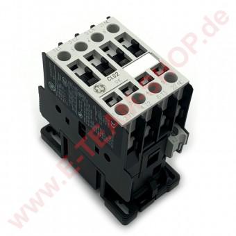 Schütz GE CL02A 301, 32A 230V AC, 3 Schließer (NO) 1 Öffner (NC) - entspricht AEG LS7K 01A - z.B. für Spülmaschine