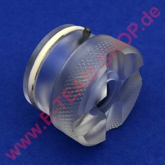 Kugel-Bajonettverschluss Plexiglas für RAS-Mayospender