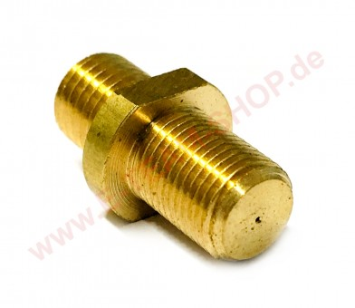 Zündbrennerdüse Flüssiggas Bohrung Ø 0,2mm Gasdruck 50mbar Gewinde M8x1-M8x0,75 für MKN