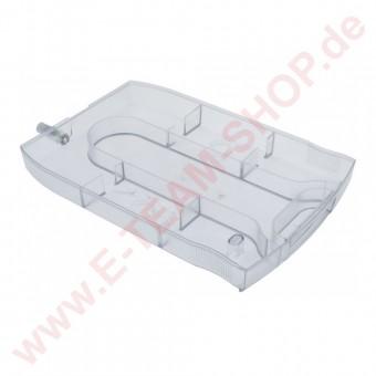 Wasserbehälter 400x238mm, z.B. für Kombidämpfer Electrolux, Zanussi