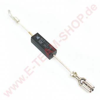 HV-Diode Typ HVR-1X Anschluss F6,3mm / Öse M4 für Mikrowelle