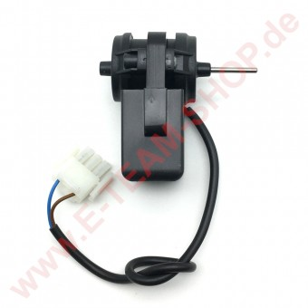 Lüftermotor MES ESF-2 220-240V ~ 50/60Hz. CL.B Kabel mit Systemstecker