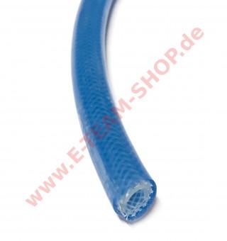 Schlauch Innen Ø  6mm, Außen Ø 12mm, RX-Silipress blau für Klarspüler, für Meiko Spülautomaten