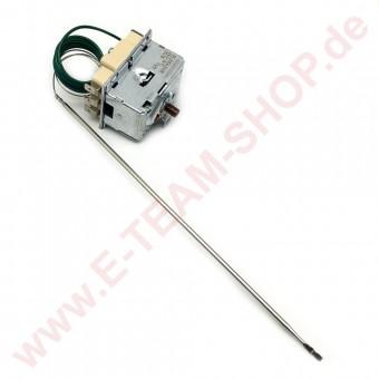 Sicherheitsthermostat 3-polig 240°C Fühler Ø 3x226mm, z.B. für Küppersbusch Fritteuse