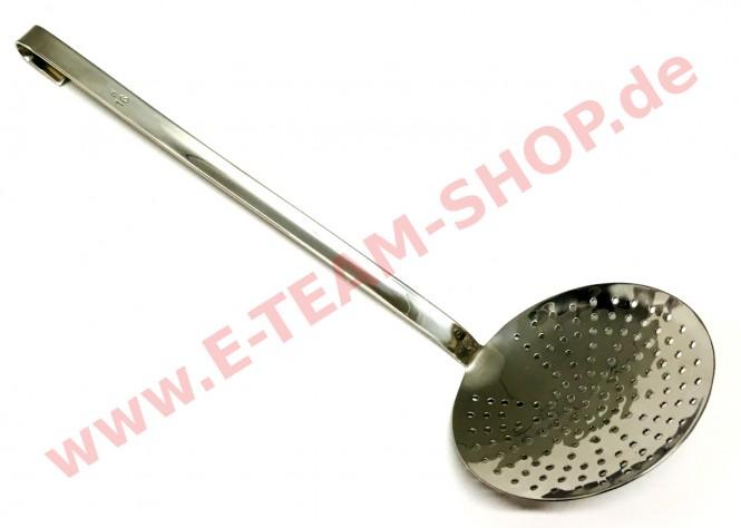 Schaumlöffel flach Ø 16 cm