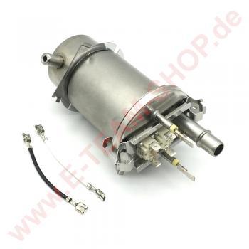 Bonamat Durchlauferhitzer 2160W 240V für Schnellfilterserie, Erhitzer Ø 64mm max. Gesamthöhe 175mm mit zwei Sicherheitsthermostaten