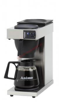 Animo Excelso Gewerbekaffeemaschine mit Glaskanne 1,8 Liter