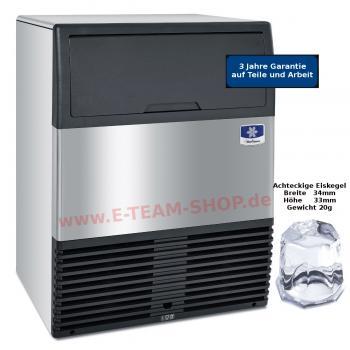 Manitowoc Eiswürfelbereiter Sotto UG-065 A - Luftgekühlt - 67 kg/24 h - Kegelgröße 20g