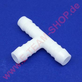 Schlauchanschluss T-Stück Ø 13mm - 13mm - 13mm, z.B. für Spülmaschine Silanos, Meiko