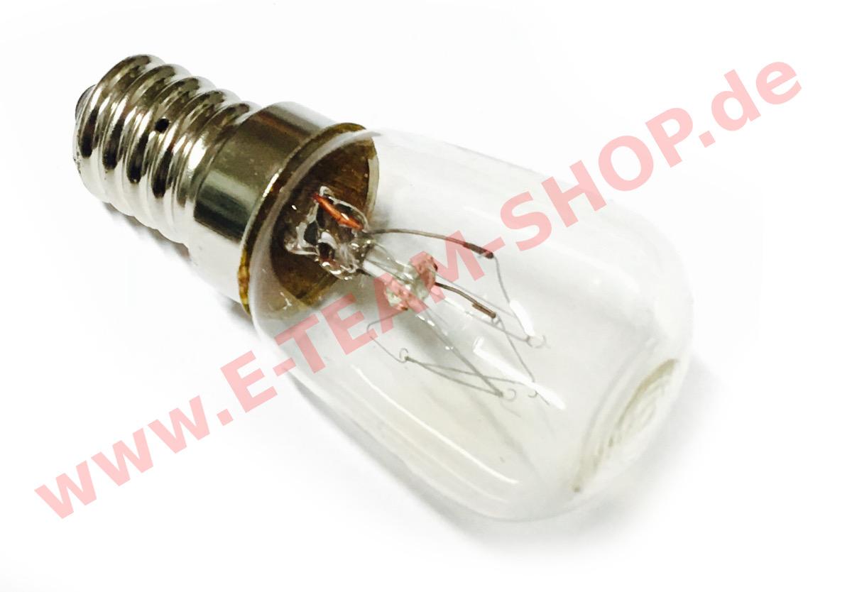 Kühlschrank E14 : Ersatzteil kühlschrank lampe e v w online kaufen